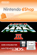 Mega Man 3 3DS