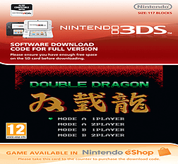 Double Dragon 3DS