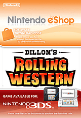 Dillon's Rolling Western 3DS