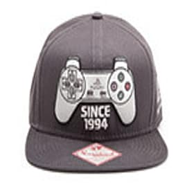 Playstation Controller Snap Back Clothing