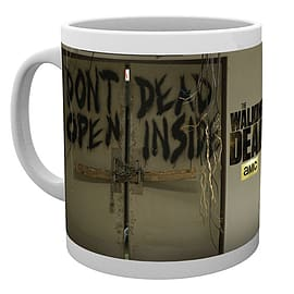 The Walking Dead Dead Inside Drinking Mug Home - Tableware