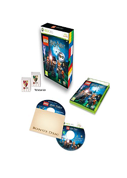 Lego Harry Potter Years 1-4 Collectors Edition XBOX360