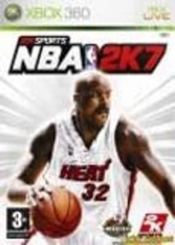NBA 2K7 [Spanish Import] XBOX360