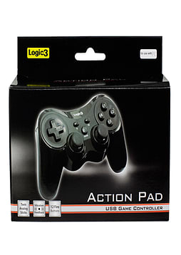 GamesPower Action Pad PC