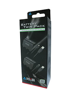 GamesPower Twin Battery Pack for Xbox One XBOX ONE