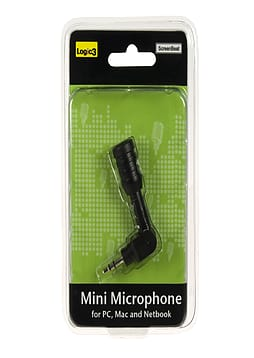 Logic3 Mini Microphone PC