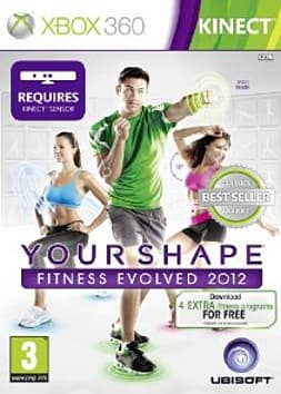 Your Shape 2012 Game of The Year - Classics XBOX360