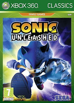 Sonic Unleashed - Classics Edition XBOX360