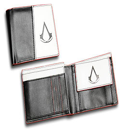 Assassins Creed Dark Assassin Wallet Clothing