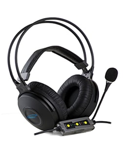 Gamekraft P29 Virtual 7.1 surround sound Headset - PC PC