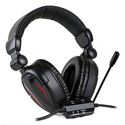 Gamekraft GX27 Vibration Headset - Xbox 360 / PS3 / PS4 / PC / MAC PS4
