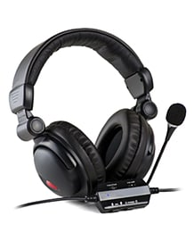 Gamekraft P17 Vibration Headset - PC MAC PC