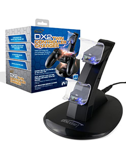 Gamekraft DX2 Dual Charging Dock - PS4 PS4