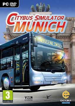 City Bus Simulator: Munich PC