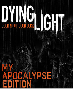 Dying Light: APOCALYPSE EDITION.co.uk Xbox One Cover Art