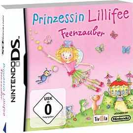 Prinzessin Lillifee - Feenzauber [German Import] NDS