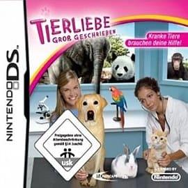 Tierliebe Groß - Geschrieben [German Version] NDS