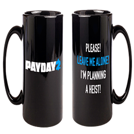 Payday 2 Mug 'Planning' Home - Tableware