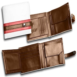 Assassins Creed Leather Assassin Wallet Clothing