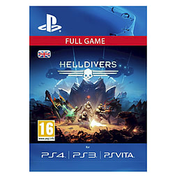 HELLDIVERS PlayStation Network