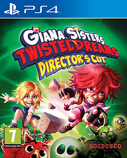 Giana Sisters: Twisted Dreams Director's Cut PS4