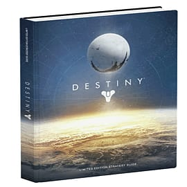 Destiny Limited Edition Strategy Guide Books