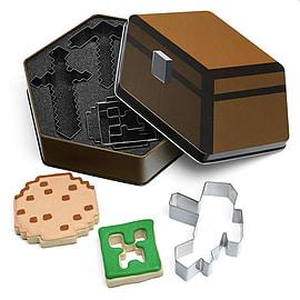 Minecraft Cookie Cutters Home Bakeware