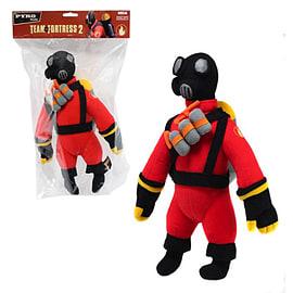 Team Fortress 2 Pyro Plush Toy Soft Toys