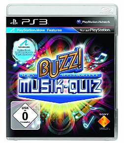Buzz Ultimate Musik-Quiz [German Version] PS3