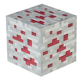 Minecraft Light-Up Redstone Ore Memorabilia