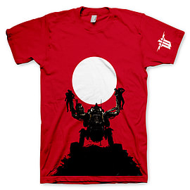 Wolfenstein The New Order Trophy T-Shirt - Size X-Large Clothing