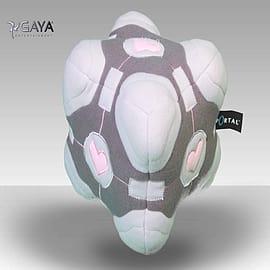 Portal Companion Cube Plush Soft Toys