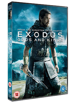 Exodus DVD
