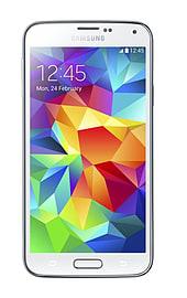 Samsung Galaxy S5 16gb sim free white Phones