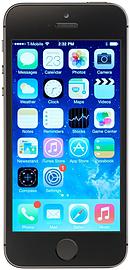 Apple iphone 5s 16gb sim free space gray Phones