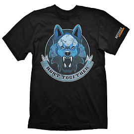 Battlefield Hardline T-Shirt Criminals Black - S Clothing