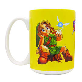 Legend of Zelda: Ocarina of Time Li'l Link Mug Home - Tableware