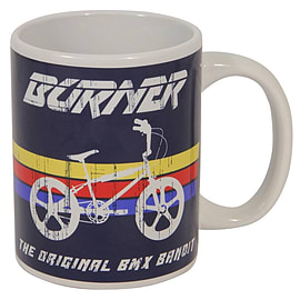Raleigh Raleigh Burner Mug, Multi-Colour Home - Tableware