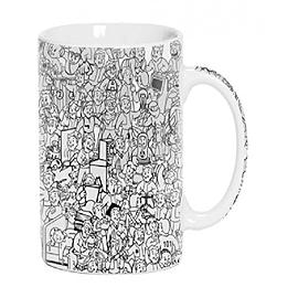 Official Bethesda Fallout Vault Boy Coffee Mug Home - Tableware