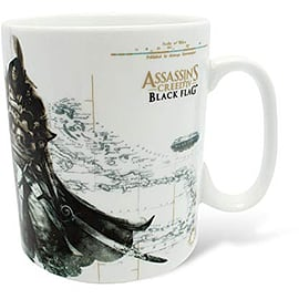 Mug ASSASSIN'S CREED 4 History 460 ML Home - Tableware