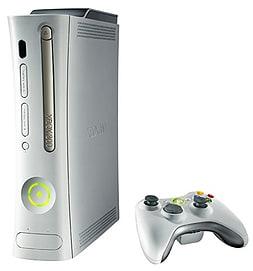 Preowned Xbox 360 60GB Console (Grade C) Xbox 360