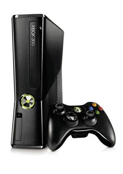 Preowned Xbox 360 4GB Slim (Grade C) XBOX360