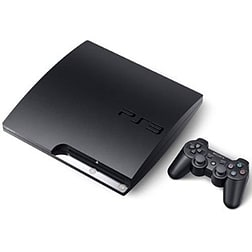 Preowned PlayStation 3 250GB Slim (Grade C) PlayStation 3