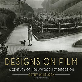 Designs on Film: A Century of Hollywood Art Direction (Hardcover) Books