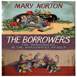 The Borrowers 2-in-1 (Hardcover) Books