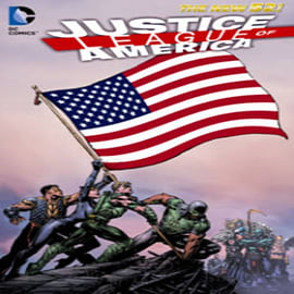 Justice League of America Volume 1: World's Most Dangerous TP (Paperback) Books