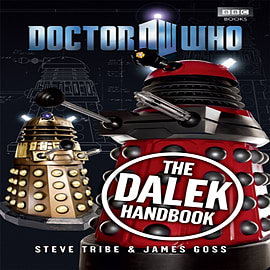 Doctor Who: The Dalek Handbook (Hardcover) Books