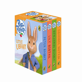 Peter Rabbit Animation: Little Library (Board book) Books