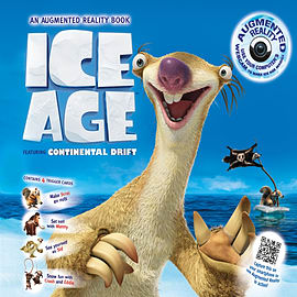 Ice Age: An Augmented Reality Book (Hardcover) Books