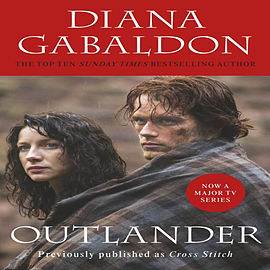 Outlander: Cross Stitch: (TV Tie-In) (Paperback) Books